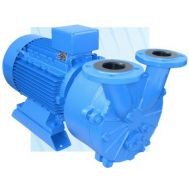 262 CFM 20 HP Liquid Ring Vacuum Pump 208-230/460V 3 Phase | 3AV430M