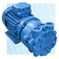 18 CFM 1.5 HP Liquid Ring Vacuum Pump 230V 1 Phase | 3AV30