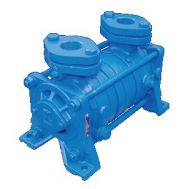 33 CFM 3 HP Liquid Ring Vacuum Pump 208-230/460V 3 Phase | 3AVU 40