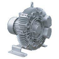 1.1 HP, 35 CFM, 3BA7210-0AT16, 128 Compressor inch H2O, -92 Vacuum inch H2O, Vacuum/Pressure Regenerative Blower, 208/230/460/3/60