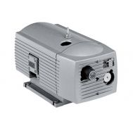 VT 4.25, 1.2/.9 HP Oil-less Vacuum Pumps BECKER 18 CFM Open Flow, 25.5 in.Hg max Vac
