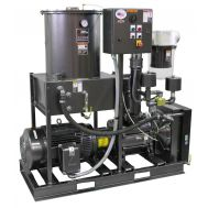 TRO 300H-1A Travaini Two-Stage Oil Sealed - Air Cooled Vacuum System