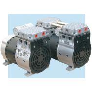 2 CFM Dry Rotary Piston Vacuum Pump 1/4