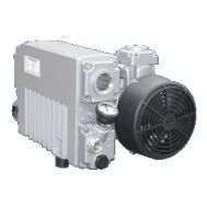 21 CFM - 1.5 HP Oil Flooded Rotary Vane Vacuum Pump 208-230/460V | L 25