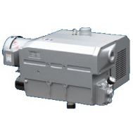 112 CFM - 5 HP Oil Flooded Rotary Vane Vacuum Pump 208-230/460V | L 160B