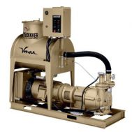 15 HP Heavy Duty Liquid Ring Oil-Sealed Vacuum Pump System | DEKKER VMX0203KA1-00