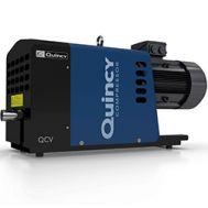 10 HP Quincy Dry Claw Vacuum Pump 208 ACFM, 25.8 Max Vacuum Level
