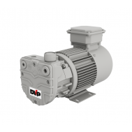 DVP Pumps, SC.8CC, 0.4 HP, Oil-Free Rotary Vane Vacuum Pump, 25.50