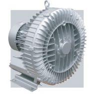 360 CFM, 8.50 HP Vacuum/Pressure Regenerative Blower   3BA1800-7AT16