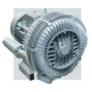 360 CFM, 17 HP Vacuum/Pressure Regenerative Blower   3BA1840-7AT36
